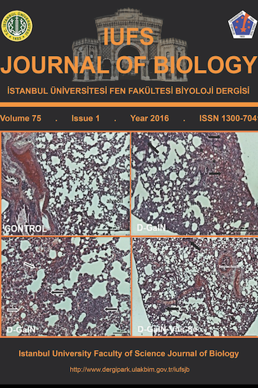 IUFS Journal of Biology