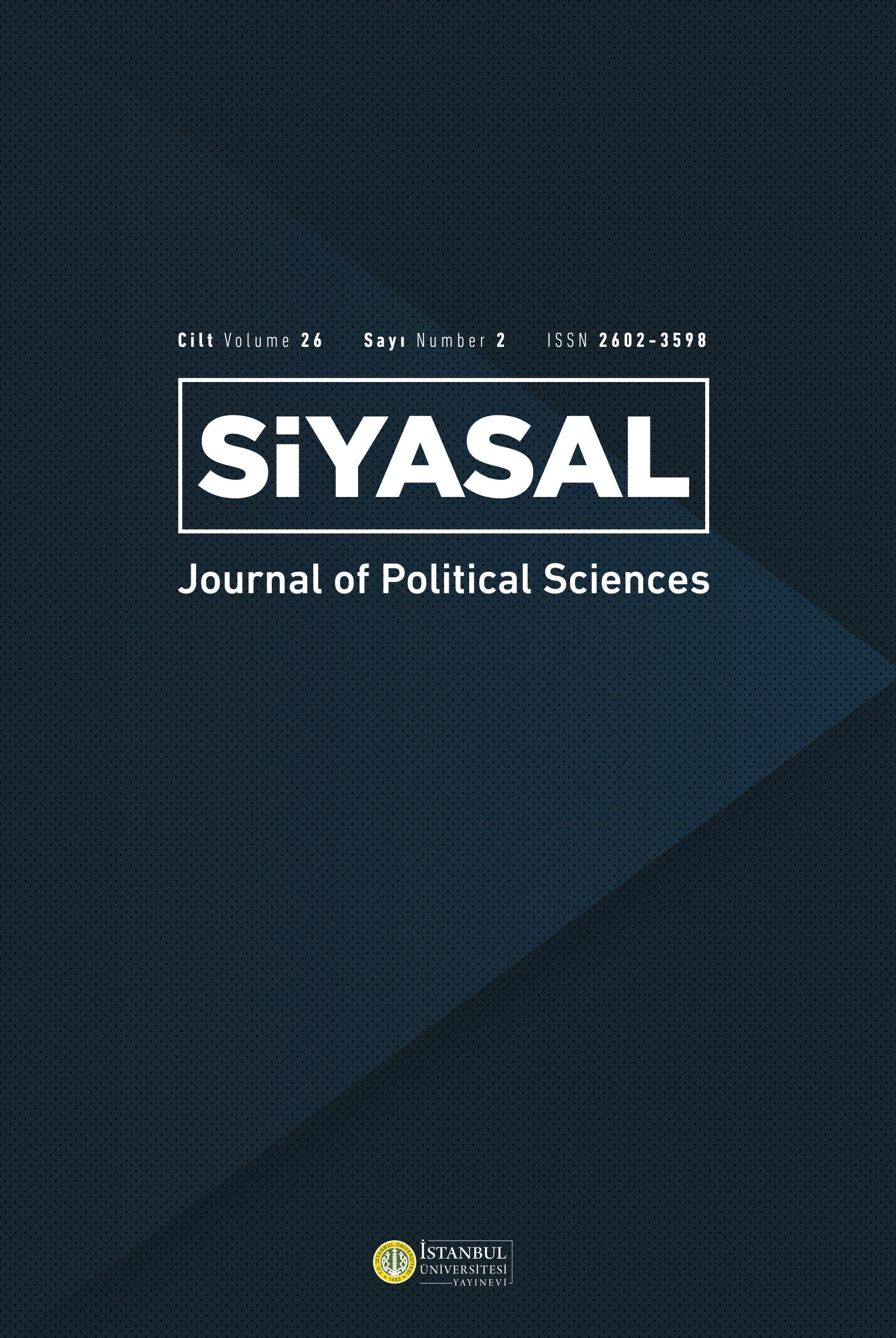SİYASAL / Journal of Political Sciences