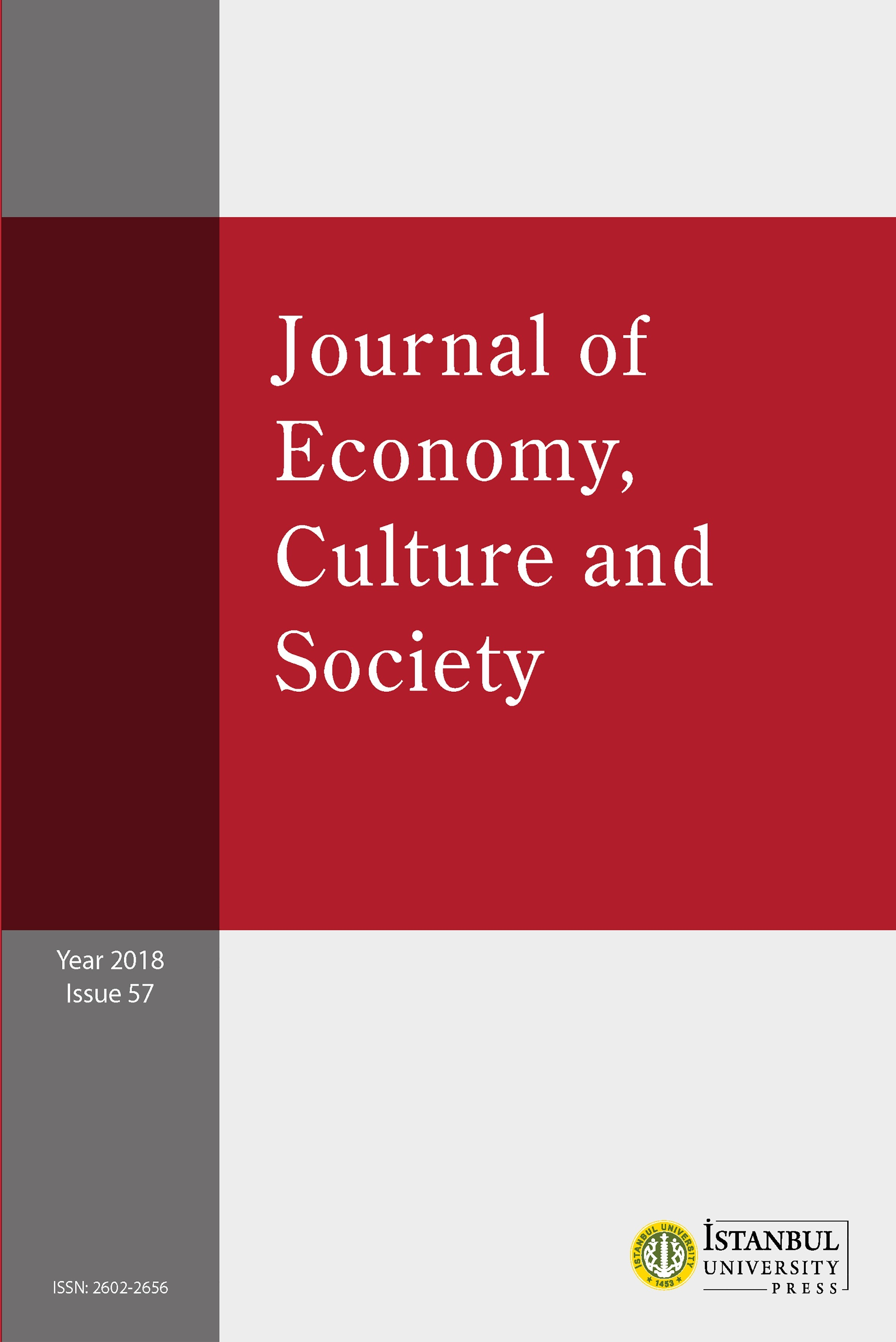 Journal of Economy Culture and Society