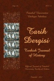 Tarih Dergisi / Turkish Journal of History