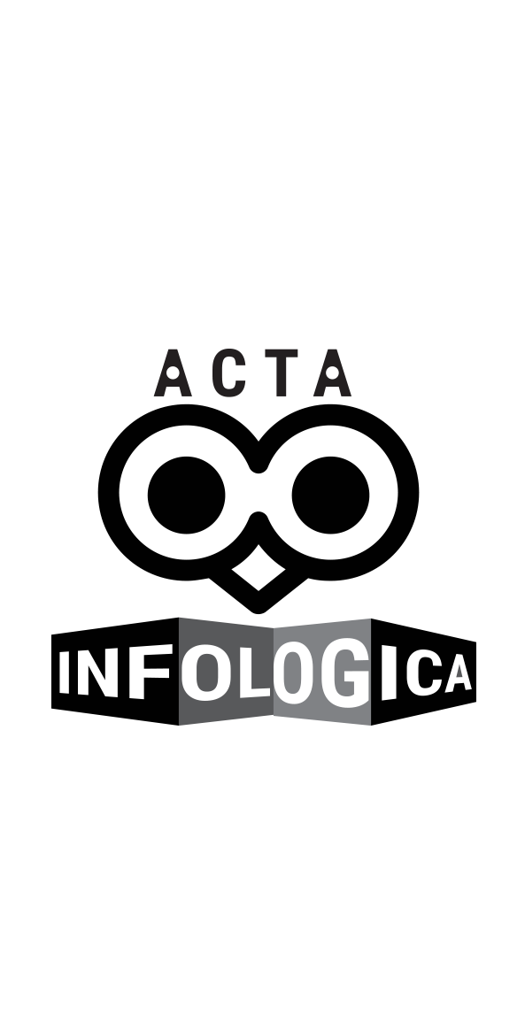 Acta INFOLOGICA