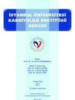 İstanbul Üniversitesi Kardiyoloji Enstitüsü Dergisi