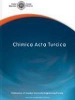 Chimica Acta Turcica